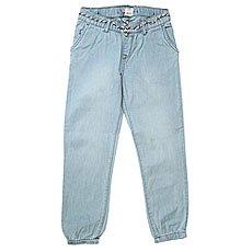 Штаны прямые детские Roxy Dimminglight G Pant Light Blue