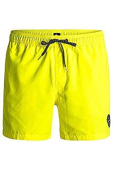 Шорты пляжные Quiksilver Everysolidvol15 Safety Yellow