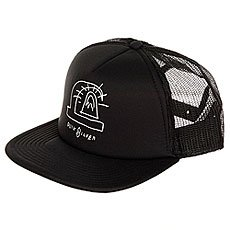 Бейсболка с сеткой Quiksilver Stale Cap Black