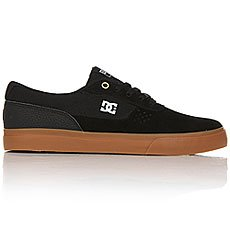 Кеды низкие DC Switch Black/Gum