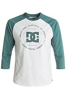 Лонгслив DC Rebuilt 2raglan Light Grey Heather/S