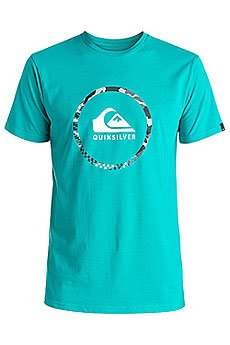 Футболка Quiksilver Activelogo3.0 Viridine Green