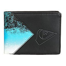 Кошелек Quiksilver Anchor Wallet Blue Danube