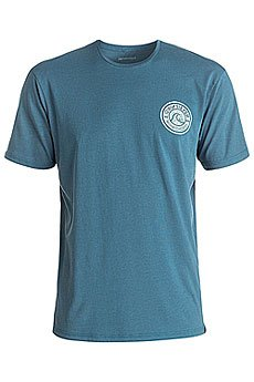 Футболка Quiksilver Zingzangtee Indian Teal