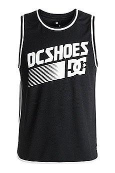 Майка DC Shoes Wendell Tank Black
