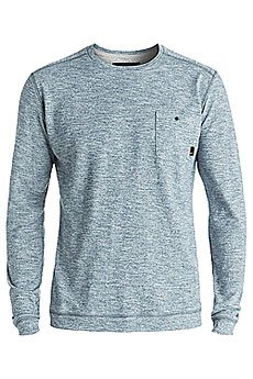 Джемпер Quiksilver Lindow Crew Indian Teal Heather