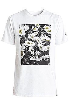 Футболка Quiksilver Earthly Delight White
