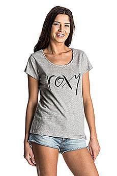 Футболка женская Roxy Bobbystraightup Heritage Heather