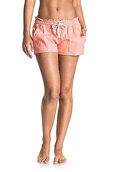 Шорты классические женские Roxy Oceanside Short Lady Pink