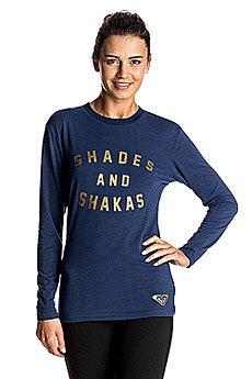 Гидрофутболка женская Roxy Shade&shakasls Blue Depths