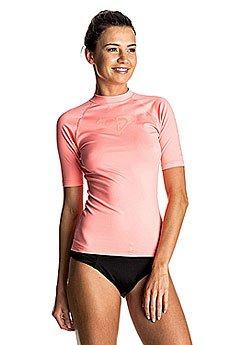 Гидрофутболка женская Roxy Wholeheartss Lady Pink