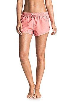 Шорты пляжные женские Roxy Noo Bai Shell Pink