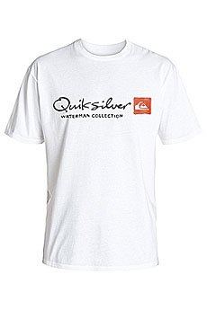 Футболка Quiksilver Originel White