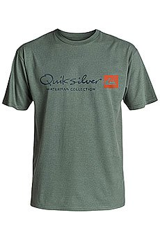 Футболка Quiksilver Originel Wreath Heather