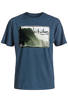 Футболка Quiksilver Napalicoast Major Blue