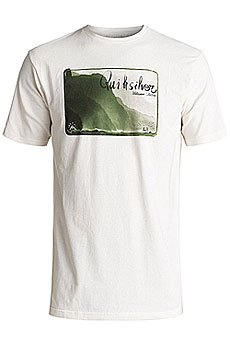Футболка Quiksilver Napalicoast Oatmeal Heather