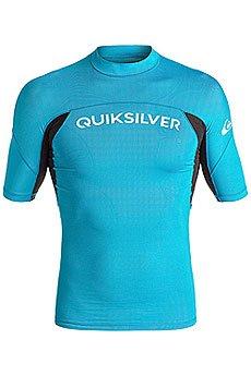 Гидрофутболка Quiksilver Performer Blue Danube/ Tarmac