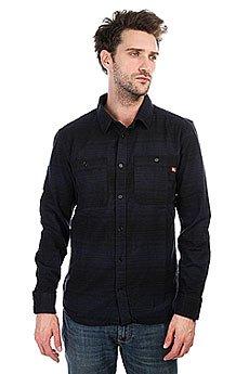 Рубашка DC Cyril Flannel Black Iris