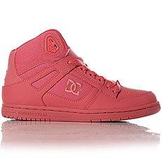 Кеды высокие женские DC Shoes Rebound High Desert