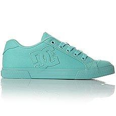 Кеды низкие женские DC Shoes Chelsea Tx Aqua