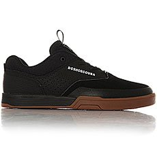 Кеды низкие DC Cole Lite 3 S Black
