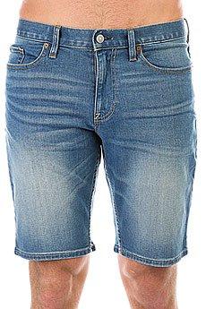 Шорты джинсовые DC Washed Straight Medium Indigo Bleach