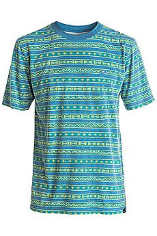 Футболка Quiksilver Gone Tribal Sur Mellow Yellow