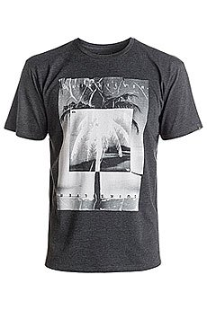 Футболка Quiksilver Inverted Charcoal