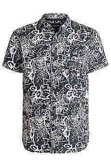 Рубашка Quiksilver Hypnosisshirt Black Hypnosis