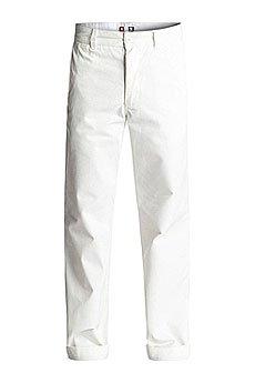 Джинсы широкие DC All Season Pant White