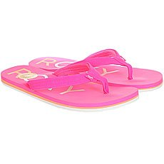 Вьетнамки детские Roxy Rg Vista Hot Pink