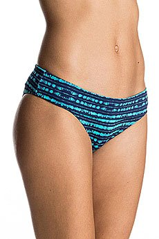 Трусы женские Roxy Pop Swim 70s P J Olmeque Stripe Combo