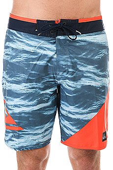 Шорты пляжные Quiksilver Newwave19 Navy Blazer