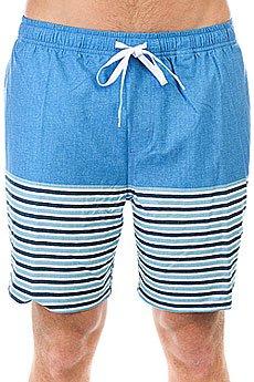 Шорты пляжные Quiksilver Breezystripe French Blue