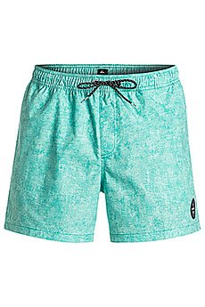 Шорты пляжные Quiksilver Acidvolley15 Viridian Green