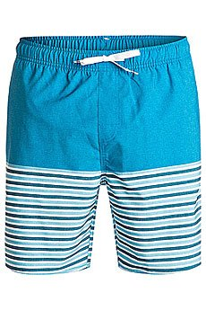 Шорты пляжные Quiksilver Breezystripe French Blue