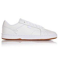 Кеды низкие DC Astor White/Gum