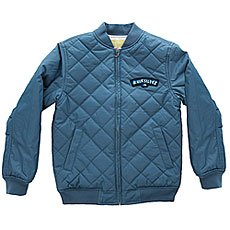 Бомбер детский Quiksilver Complexstaryo Indian Teal
