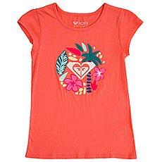 Футболка детская Roxy Moidbowarrow Sugar Coral