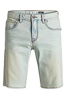 Шорты джинсовые Quiksilver Revolvershnlsur Bleached Surf