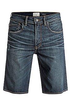 Шорты джинсовые Quiksilver Theavalonshoagy Agy Blue