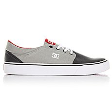 Кеды низкие DC Trase Tx Grey/Red