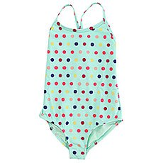 Купальник детский Roxy Rainbow Dots 1p Beach Glass Toudou