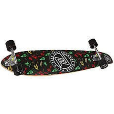 Лонгборд Z-Flex Roundtail Longboard Black