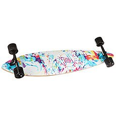 Лонгборд Z-Flex Pintail Longboard White
