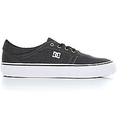 Кеды низкие DC Trase Tx Se Real Black/Grey