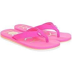 Вьетнамки детские Roxy Rg Vista Real Hot Pink