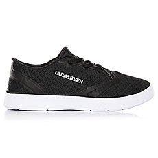 Кроссовки детские Quiksilver Oceanside Black/White