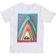 Футболка детская Quiksilver Ssclateythstack White