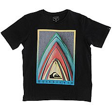Футболка детская Quiksilver Ssclateythstack Black